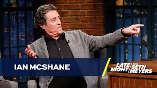 Ian McShane Still Gets Recognized for Playing Andy Samberg