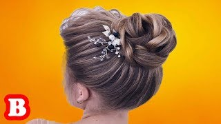 Top 5 Amazing Hair Transformations -  Beautiful Hairstyles Compilation #1