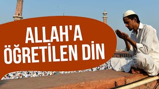 Emre Dorman, Allah'a Öğretilen Dini Açıklıyor