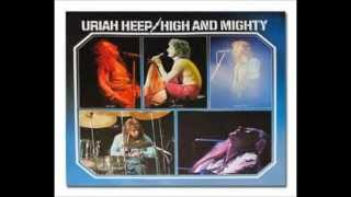 Watch Uriah Heep Name Of The Game video