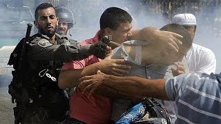 Batı Şeria'da Gerginlik Sürüyor