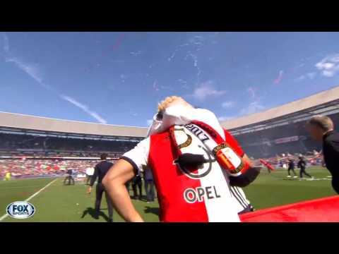 14 mei 2017: Feyenoord is landskampioen!