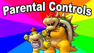 The Nintendo Switch Parental Controls Meme - A Look At Nintendo's New Video Game System Memes