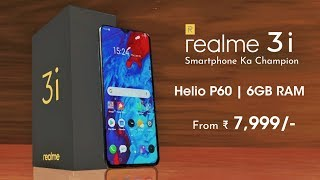 Realme 3i - Full Specifications, Price and Lunch Date | Realme 3i Smartphone ka champion