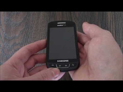How To Hard reset A Samsung Admire SCH-R720 Smartphone