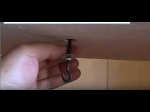 Como colocar una lampara de techo