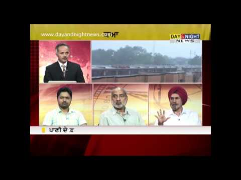 Prime (Punjabi) - Floods & Disaster Management in Punjab - 19 August 2013