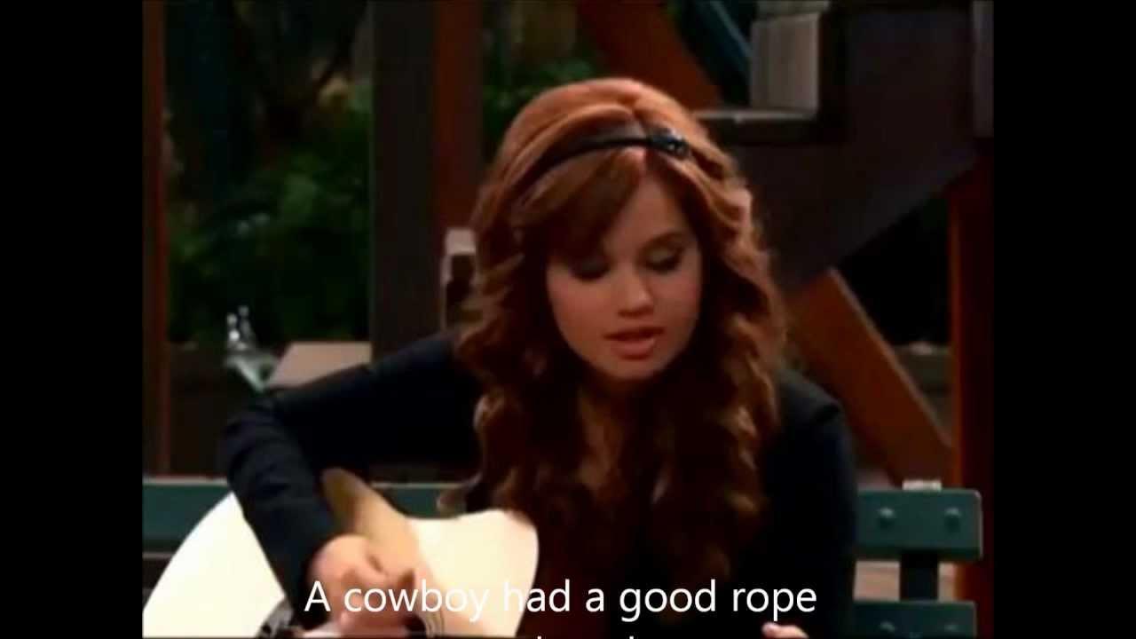 Debby Ryan (Jessie) - Those Texas Guys Chords - Chordify