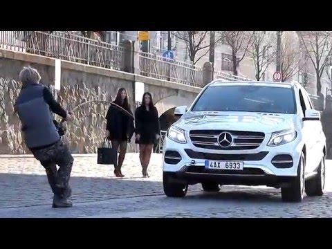 Nejlepší reklama na Mercedes