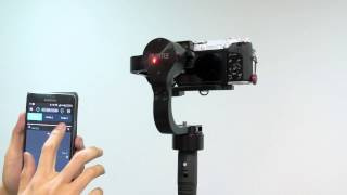 PILOTFLY H1 3axis stabilizer (remote control by Android phone)