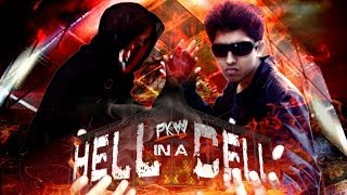 PKW WRESTLING HELL IN A CELL FULL AND FINAL MATCH CARDS HD