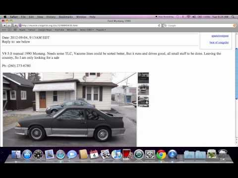 Craigslist South Bend Indiana Used Cars And Trucks For