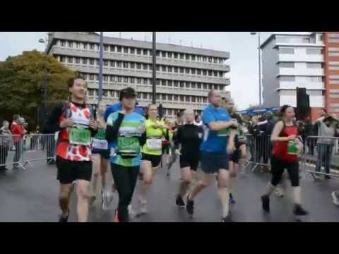 Birmingham Great Run 2016