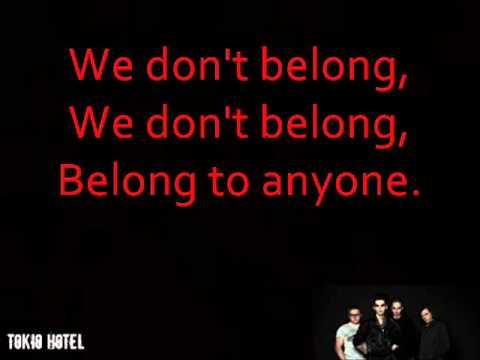 Tokio Hotel - Pain Of Love