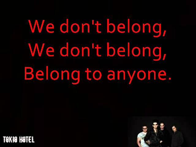 Прослушайте, скачайте песню Pain Of Love от исполнителя Tokio Hotel, также