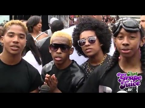 Elijah Johnson Mindless Behavior Exclusive Mindless Behavior