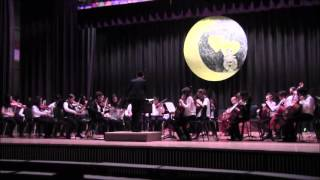 Clocks,  Rockland Youth Orchestra, January 27, 2016