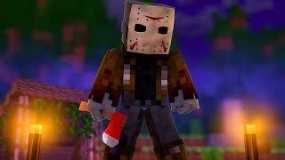 Minecraft: JASON O ASSASSINO DO LAGO - MURDER ‹‹ P3DRU ››