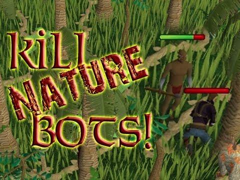 Rune scape nature rune running bot killing how to kill nature rune