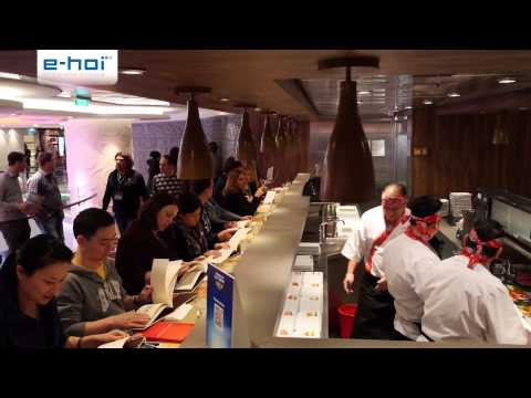 Freestyle Dining von Norwegian Cruise Line