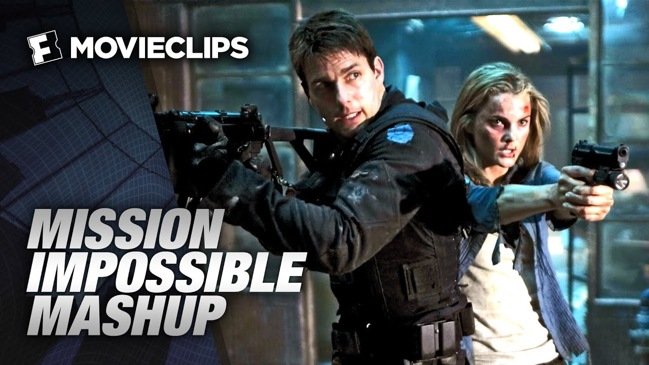Mission: Impossible Ultimate Legacy Trailer (2015) HD