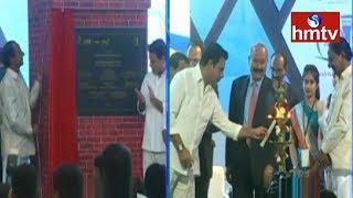 Rajiv Gandhi International Airport Completes 10 Years | Samshabad  | hmtv News