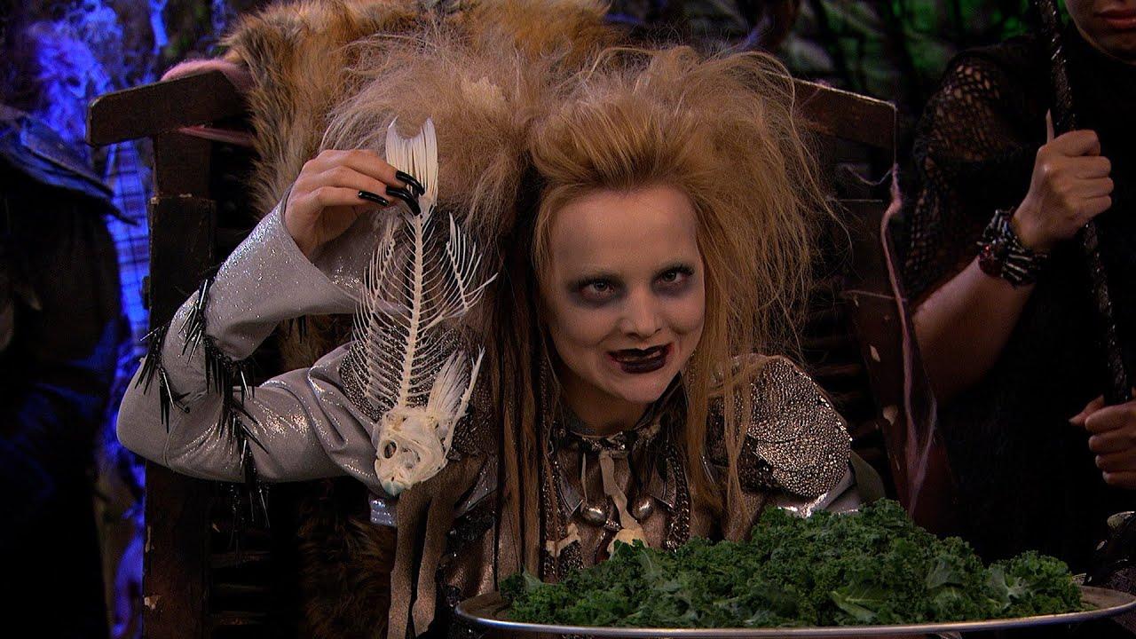 Liv And Maddie Halloween