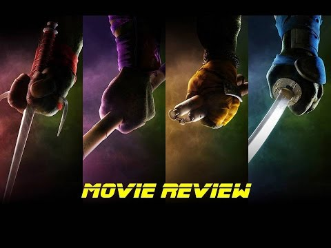 Teenage Mutant Ninja Turtles Movie Review - Joe's Review (Spoilers)