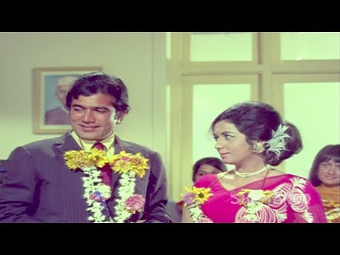 Joroo Ka Ghulam - Part 4 of 14 - Nanda - Rajesh Khanna - Superhit...