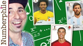 The Math (and money) of Soccer Stickers - Numberphile