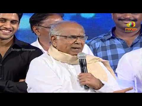 Nageswara Rao Jokes On Tamanna's Age - Thadaka Audio Launch / Tadaka / Tadakha / Thadakha