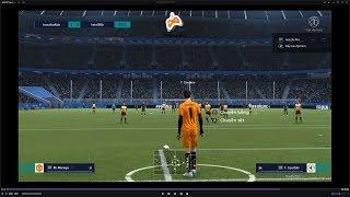 FIFA ONLINE 4 : T.Courtois và V.VanDijk làm tiền đạo