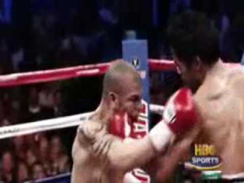 Floyd Mayweather Jr. versus Manny Pacquiao Highlights