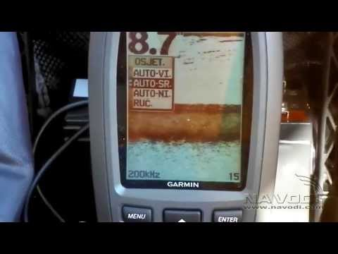 GARMIN FishFinder Echo 150