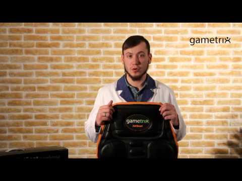 Лаборатория Ritmix_ Выпуск 15: Игровые накидки Gametrix