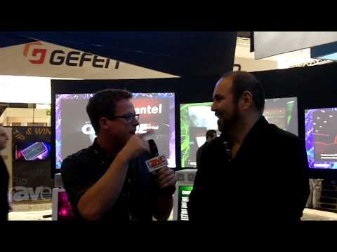 ISE 2015: Gary Kayye Speaks with Christie's Mike Garrido About the New Roadie 4K45