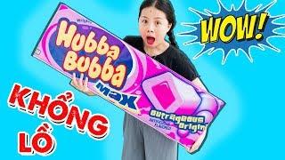 Trò Chơi Ăn HUBBA BUBBA Khổng Lồ Qúa Khủng 10000 LẦN!!! KN CHENO