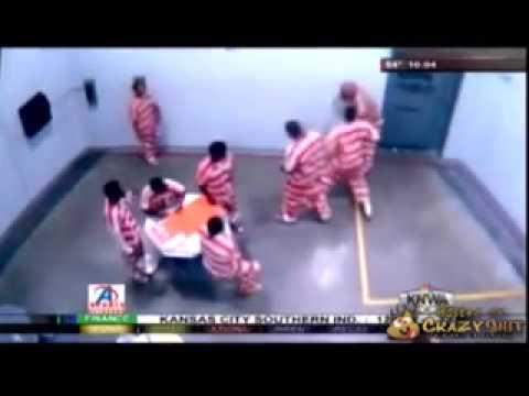 Child molestor gets jumped in prison