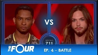 Felix vs Jesse: A CLASH of Two Music Styles! Who Wins? | S2E4 | The Four