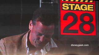 D23 Expo 2011 - Voices of the Parks - Dee Bradley Baker - Original Screamin' Launch
