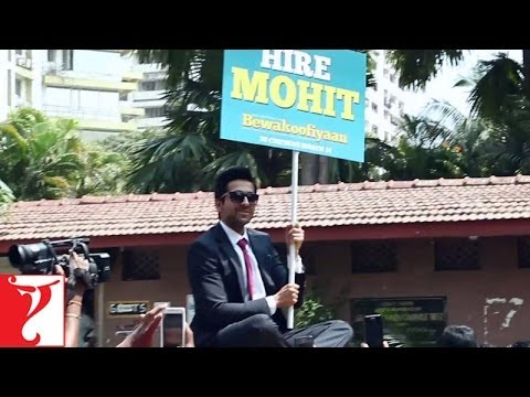 Mohit Chaddha Says HIRE ME - Bewakoofiyaan