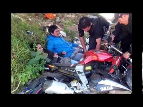 SERENAZGO CAJAMARCA - Accidentes deja un muerto y 02 heridos/18-08-14