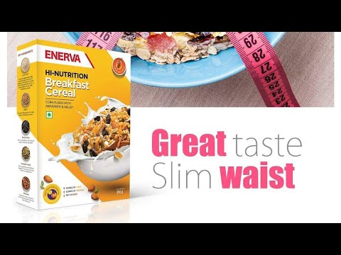 Enerva Cereal Healthy Breakfast with How to Prepare Simply at Home/ Kings and Queens Breakfast 4 YOU