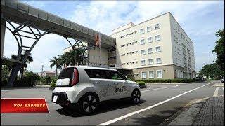 Truyền hình VOA 17/7/18: VN phát triển xe tự lái, đặt mục tiêu 'hàng đầu thế giới' (VOA)