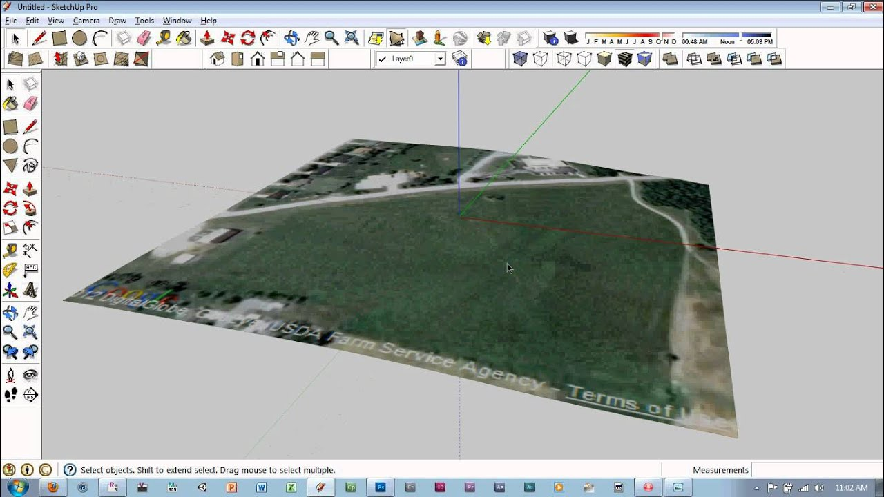 buildingtopos from sketchup to revit youtube