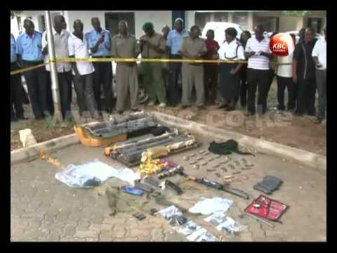 Two people charged with foiled terror attack in Mombasa