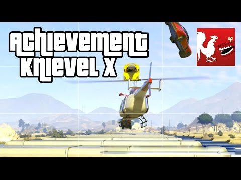 Things To Do in GTA V - Achievement Knievel X klip izle
