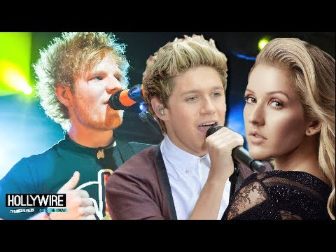 Ed Sheeran's New Song Reveals Ellie Goulding Cheated With Niall Horan!?