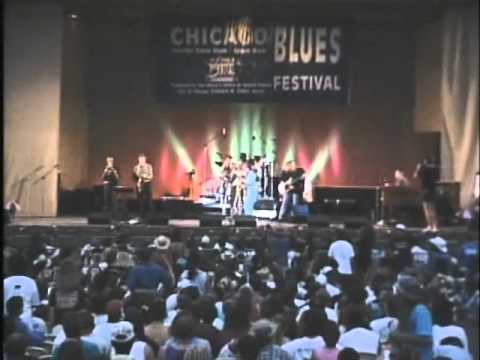 Chicago Blues Live - From Buddy Guy's Legends Club - Vol 03