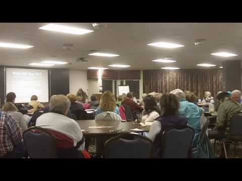 Living Word Ministries - Current Events In Bible Prophecy 2015, Part 20